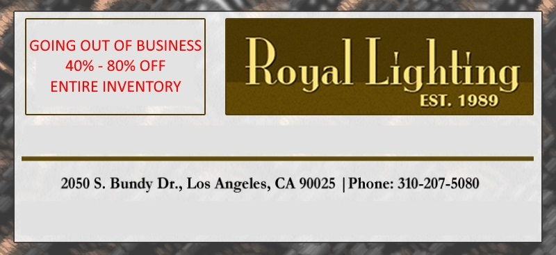 Lighting Store in Los Angeles | Royal Lighting  sc 1 th 152 & Royal Lighting